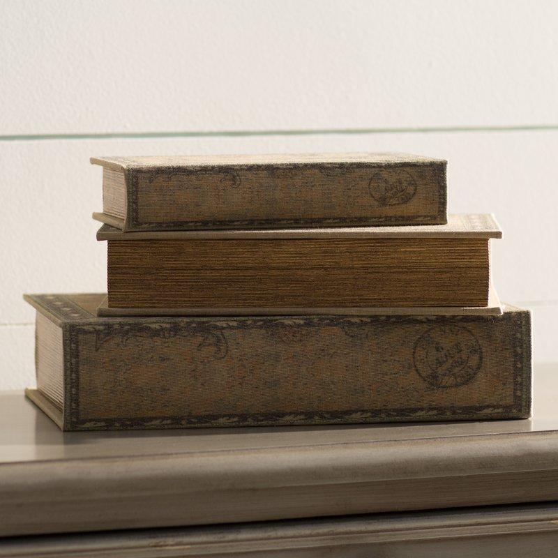3 Piece Book Box Set