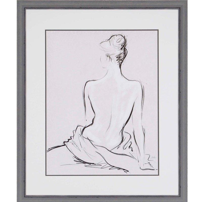 Celestiel II by Hartley Framed Painting Print