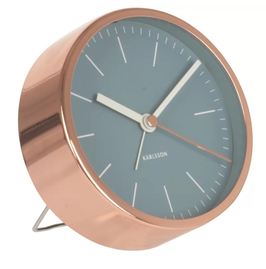 Minimal Tabletop Alarm Clock