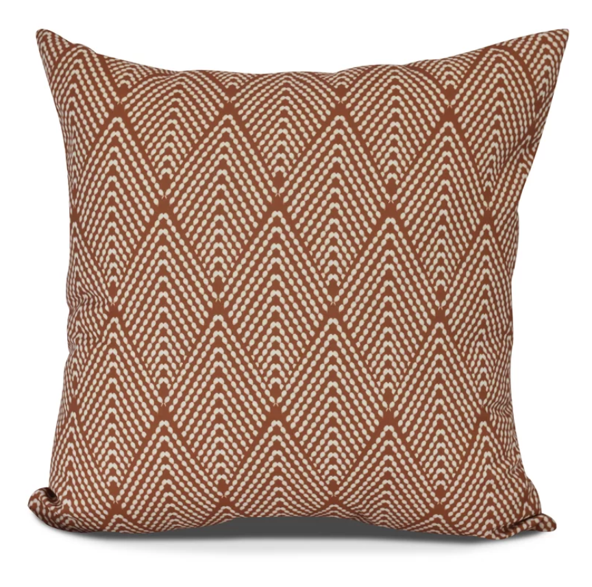 Waller Lifeflor Geometric Throw Pillow