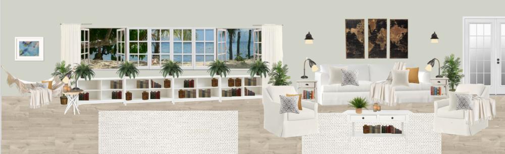 kfons - Design Mash: Beach Sun Room