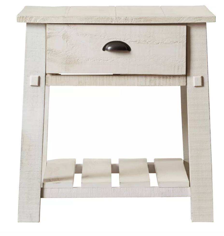 Pinard Rectangular End Table