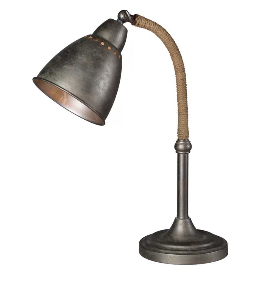 """Shenna 20.5"""" Desk Lamp"""