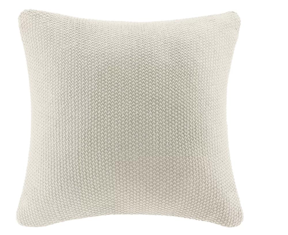 Elliott Knit Throw Pillow Cover