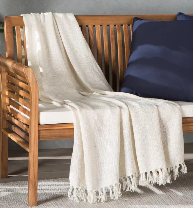Griffey Throw Blanket