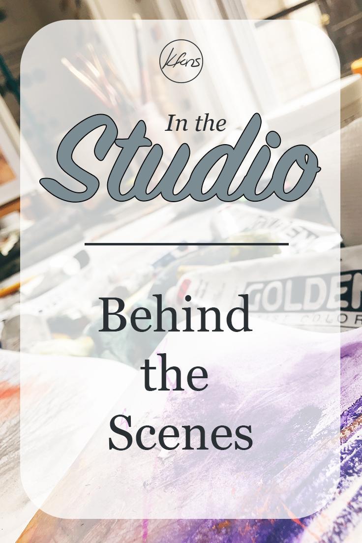 kfons - Blog - Behind the Scenes