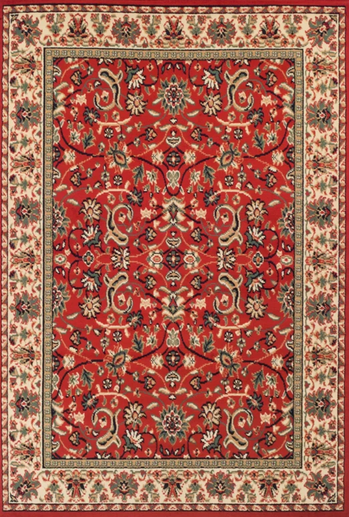 Kulick Traditional Indoor/Outdoor Area Rug