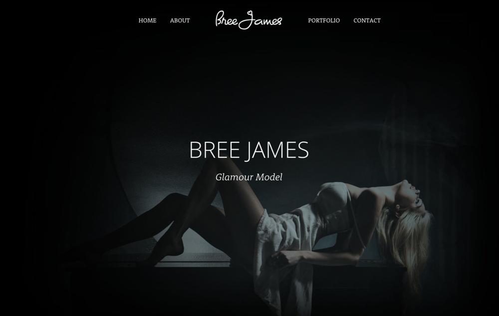 Bree James Model Portfolio