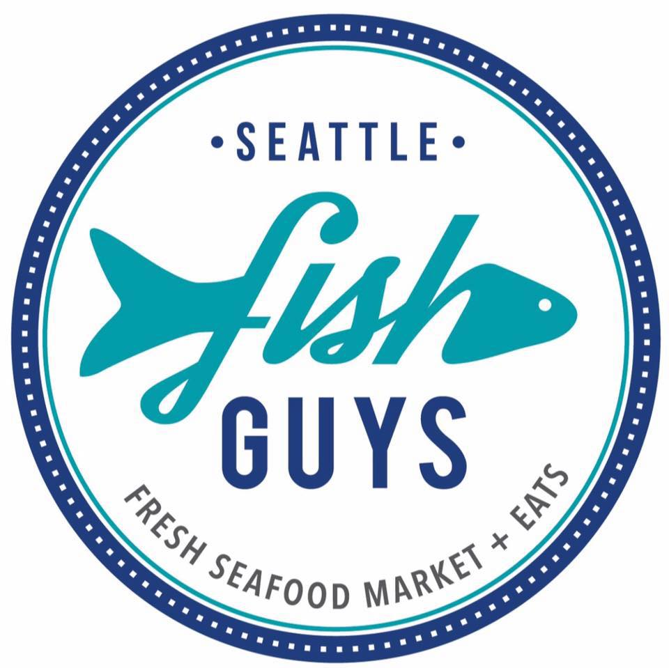 Seattle Fish Guys Seattle Fish Guys are truly Fishmongers at heart and are always willing to ensure that customers get the freshest quality seafood and best service. They have made life-long friendships with loyal customers who have followed them since since they were teenagers.