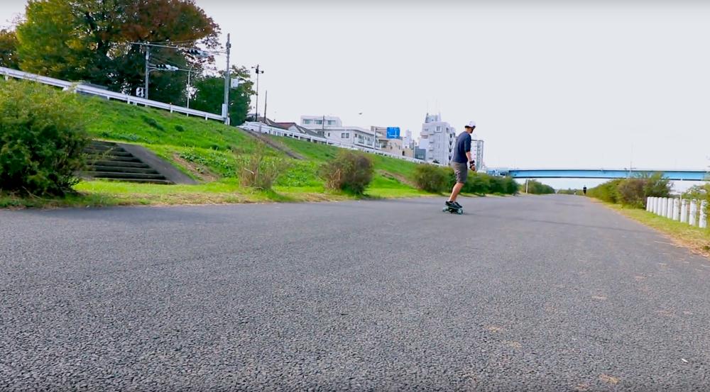 skateboarding tokyo