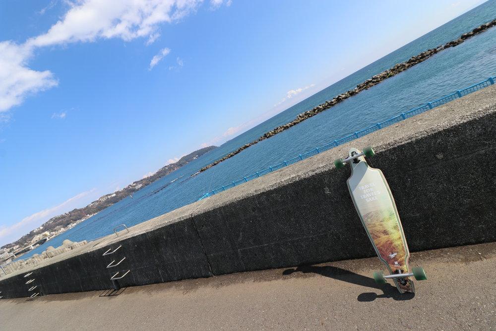 skateboarding in japan