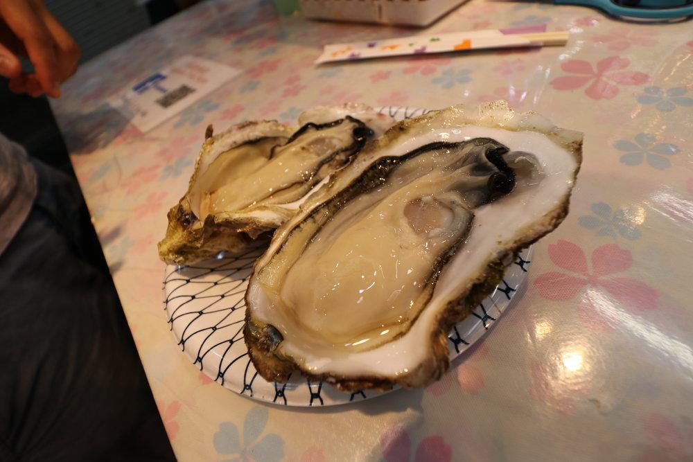 XL 生牡蠣