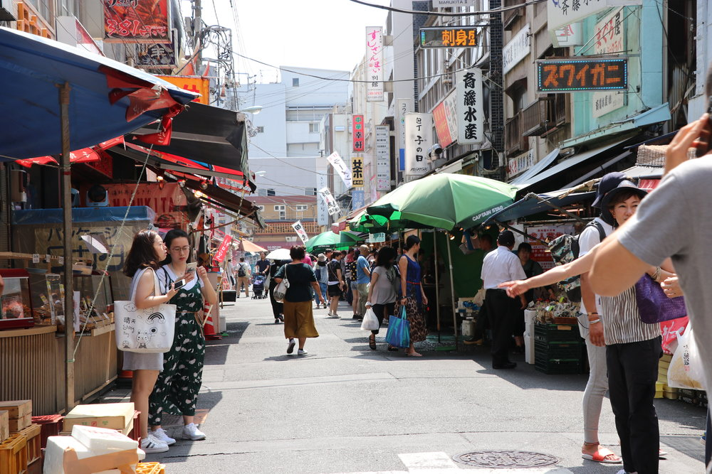 Jogai Market