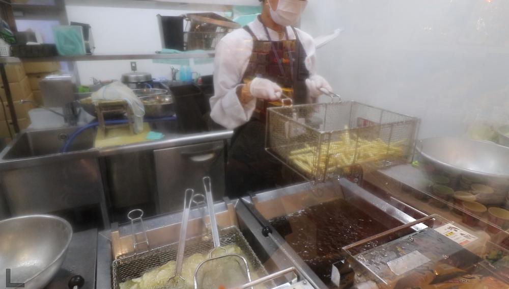 harajuku sweets street food