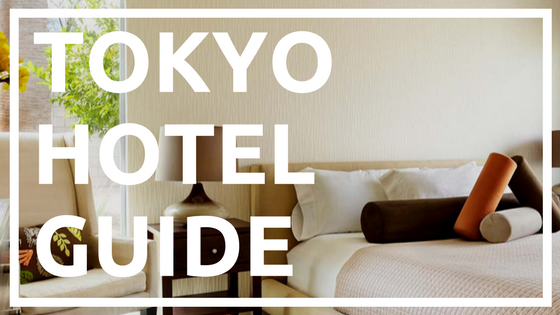 where to stay in tokyo for the first time