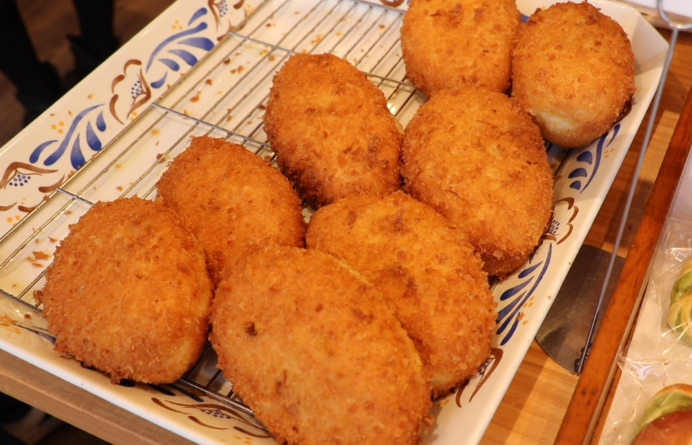 tokyo street food curry pan