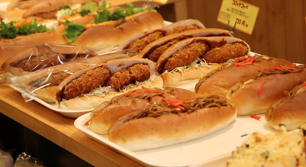 tokyo street food  hoshino bakery