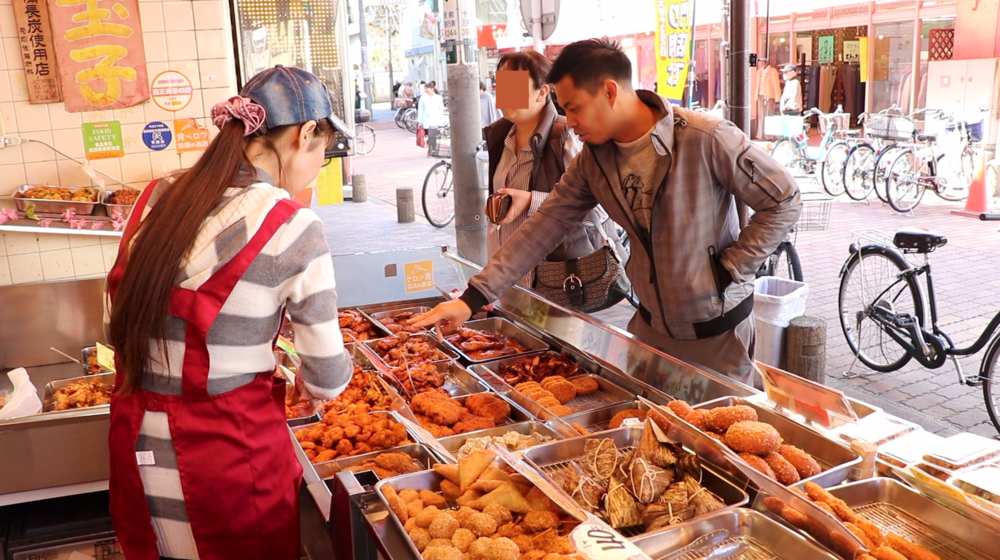十条銀座商店街 食べ歩き オススメ 惣菜