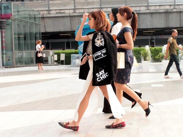 タイ ファッション 服装