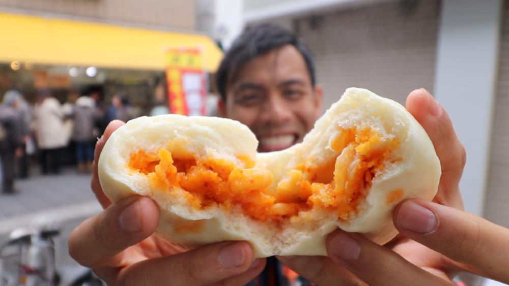 tokyo street food sunamachi ebiman