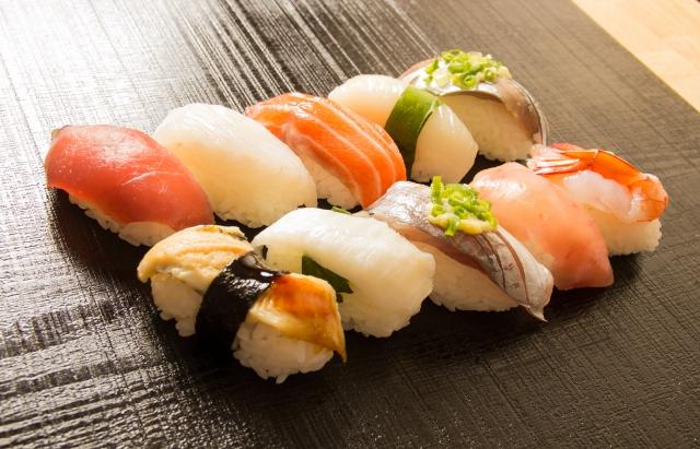 sushi manner okimari