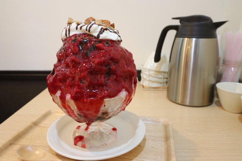 sunamachi ginza shaved ice