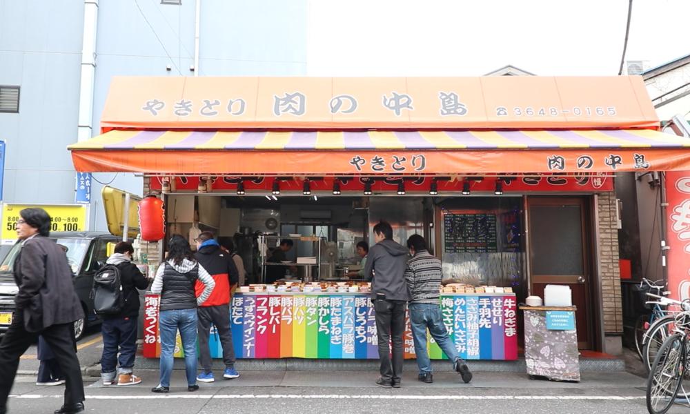 sunamachi ginza yakitori