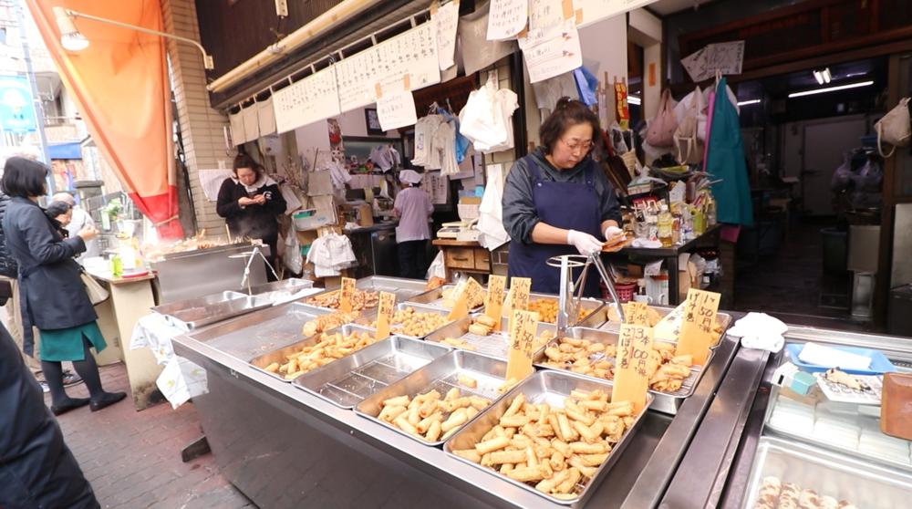 oden tokyo street food