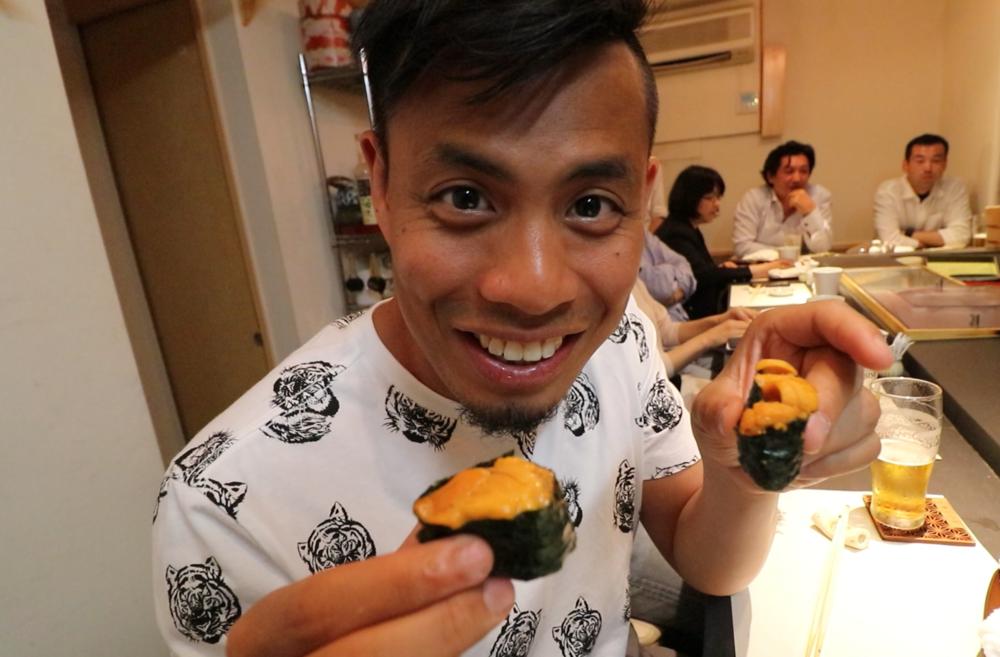 うに 寿司