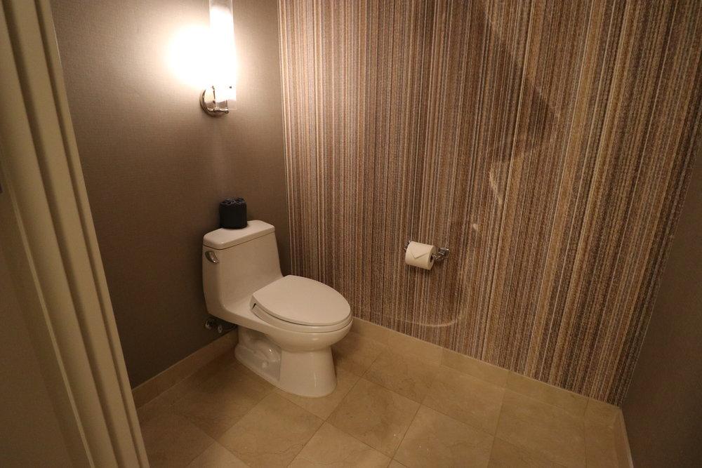ラスベガス ホテル バスルーム
