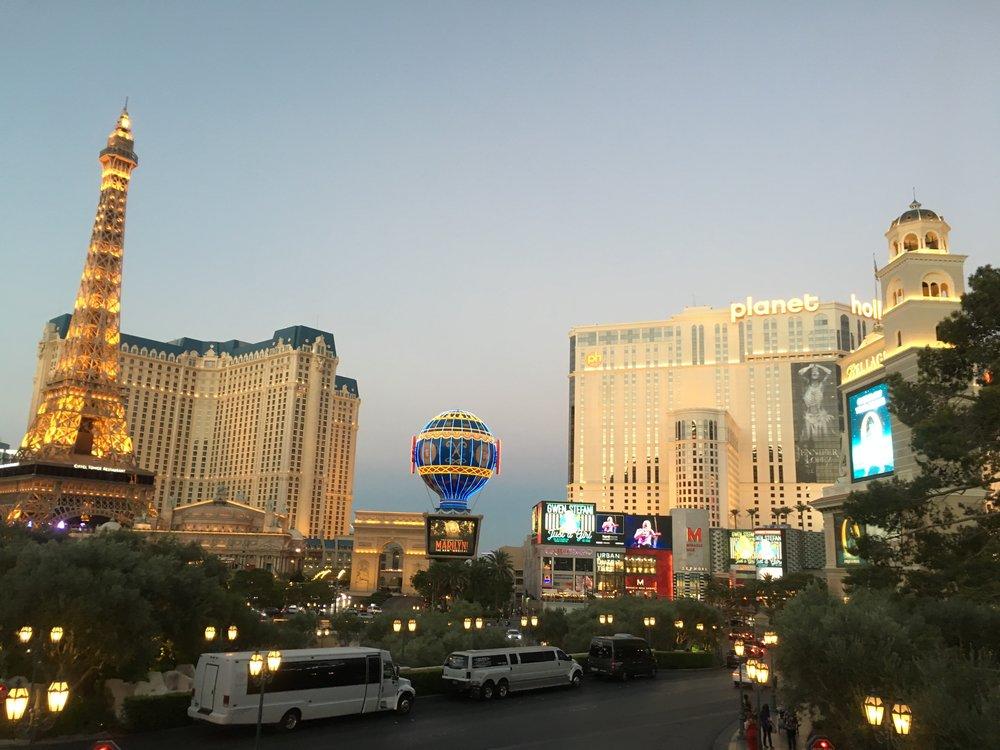 ラスベガス ホテルの選び方