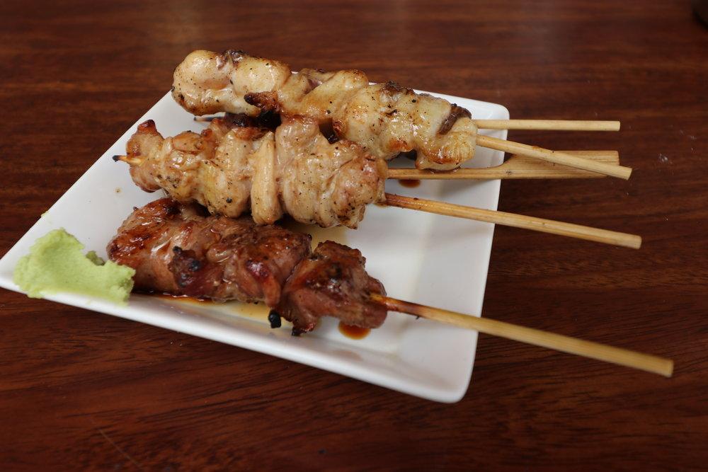 street food asakusa yausbei