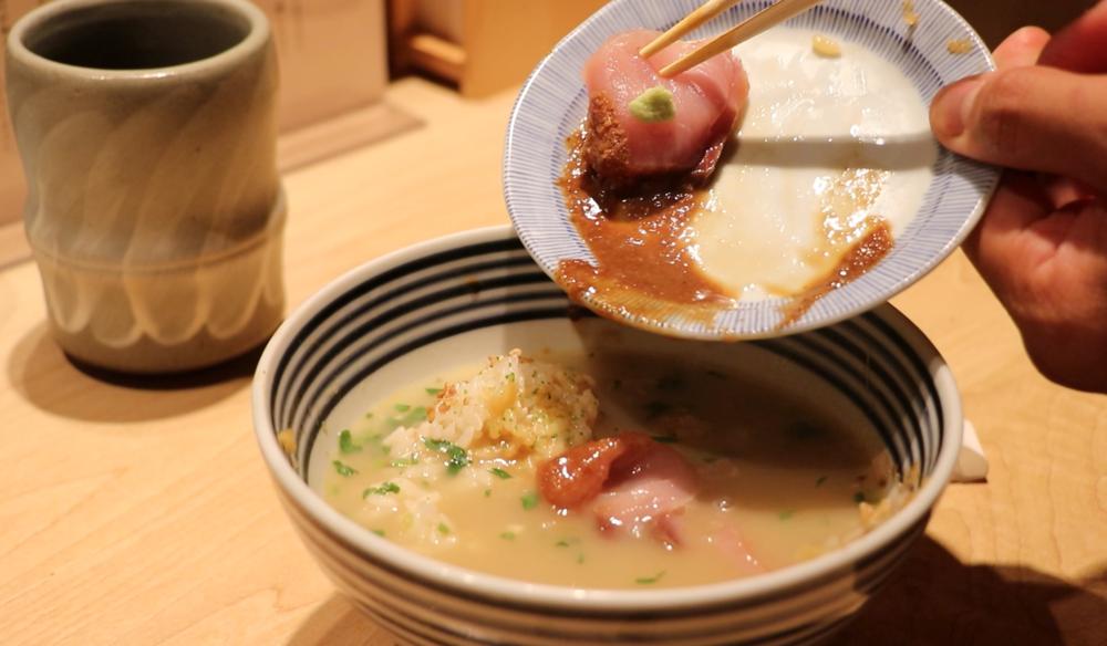 kaisendon japanese food