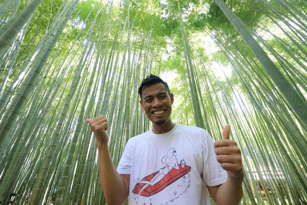 bamboo garden kamakura