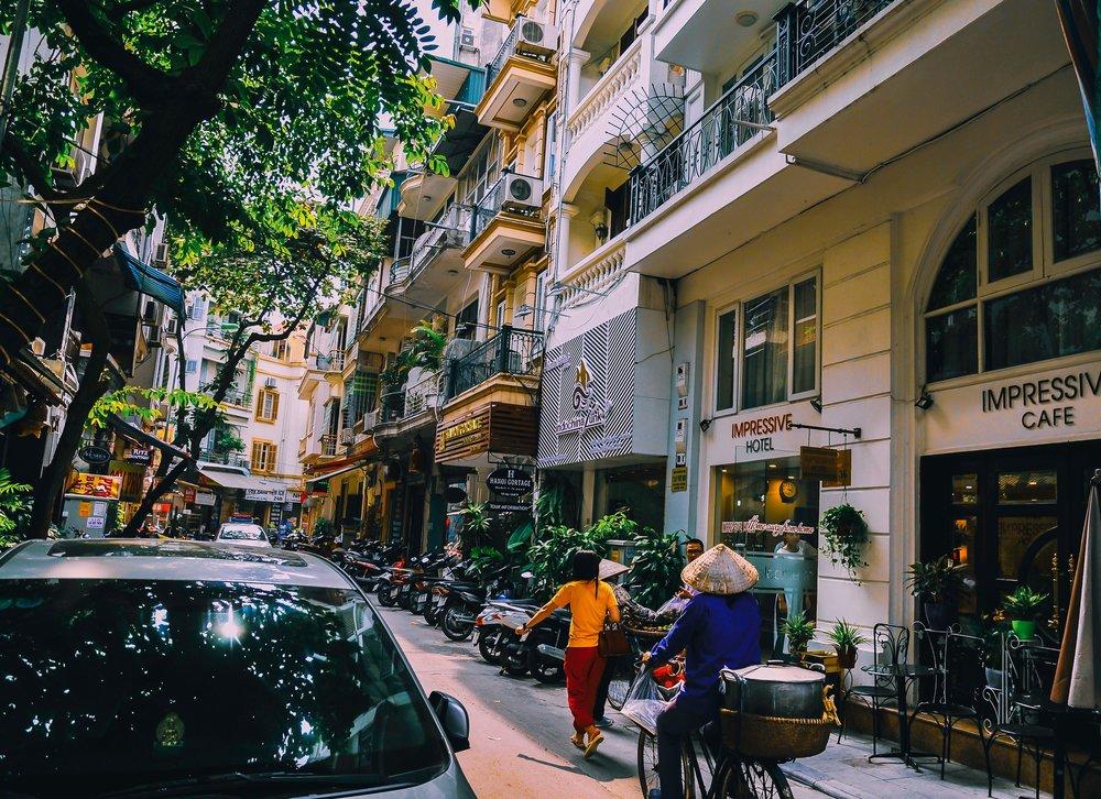 ベトナム 観光ビザ