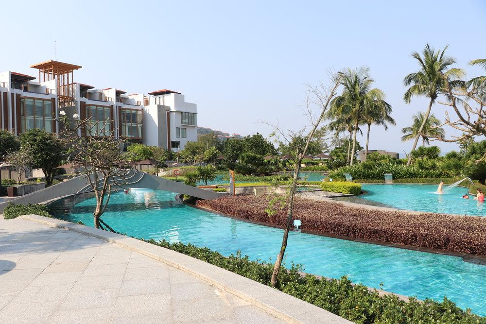 angsana lang co ベトナムホテル
