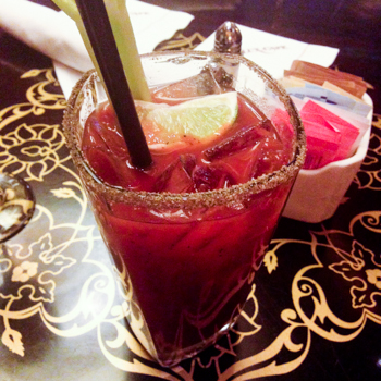 Bacon, Bloody Marys and Tang at the Palazzo Las Vegas — The