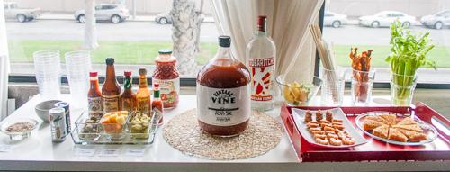 Vintage Vine Bloody Mary IMG_8259