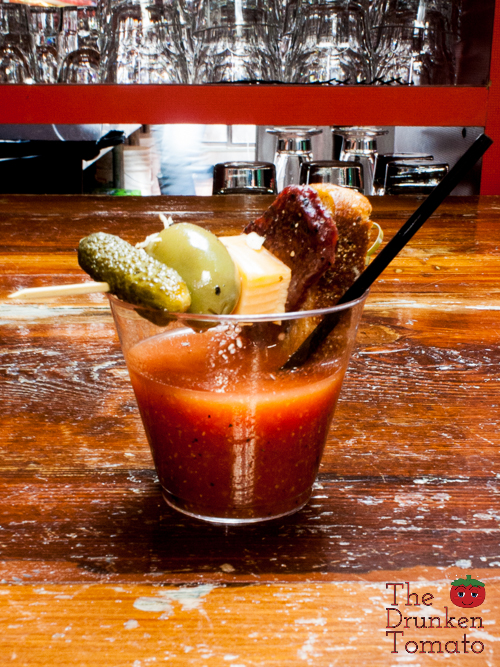 Congress Bar Bloody Mary, Cobble Hill