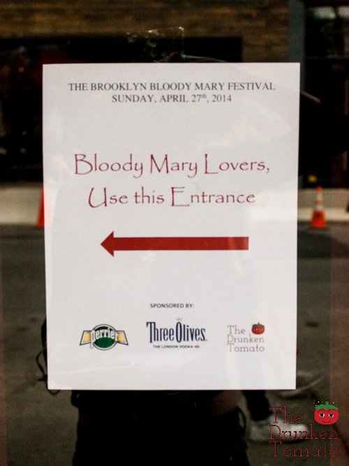Bloody Mary Lovers, Use This Entrance