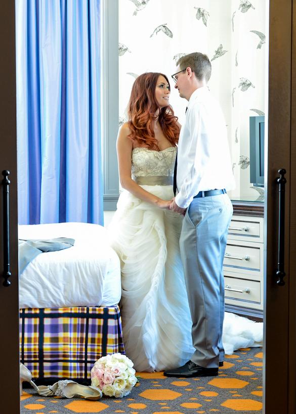 Hotel Monaco Portland Wedding