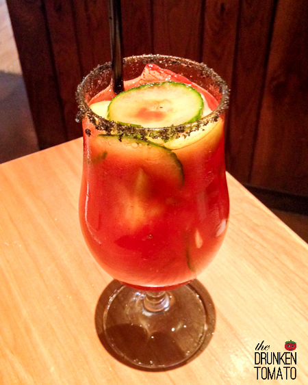 Lazy Dog Clean Bloody Mary