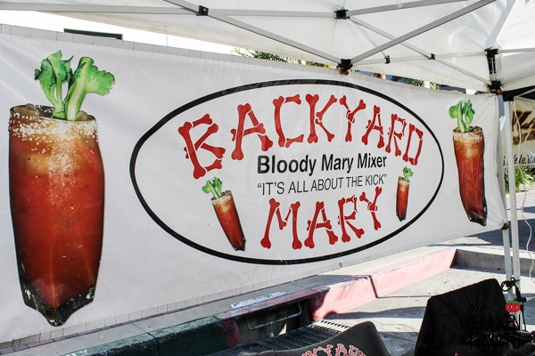 Backyard Mary Bloody Mary Mix