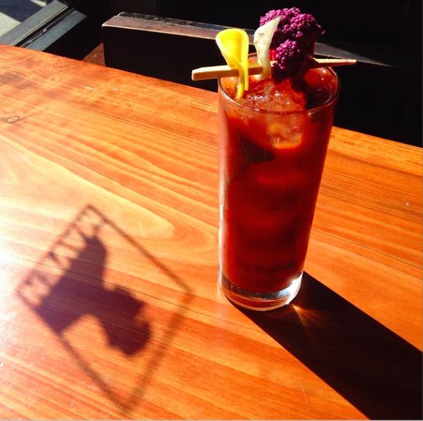 Maven Bloody Mary