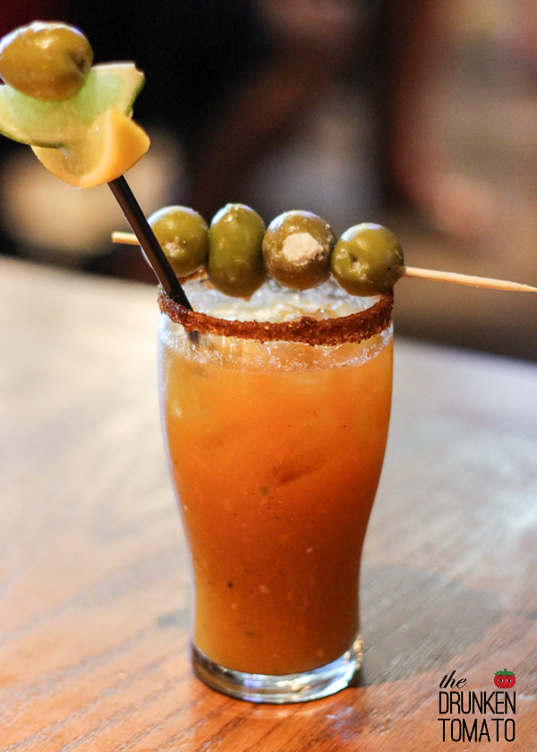 "Todd English PUB ""Bodacious Blonde"" Bloody Mary"