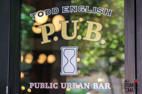 Todd English PUB, Las Vegas, NV