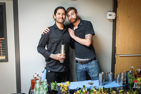 And the SF Bloody Mary Fest winners are    — The Drunken Tomato