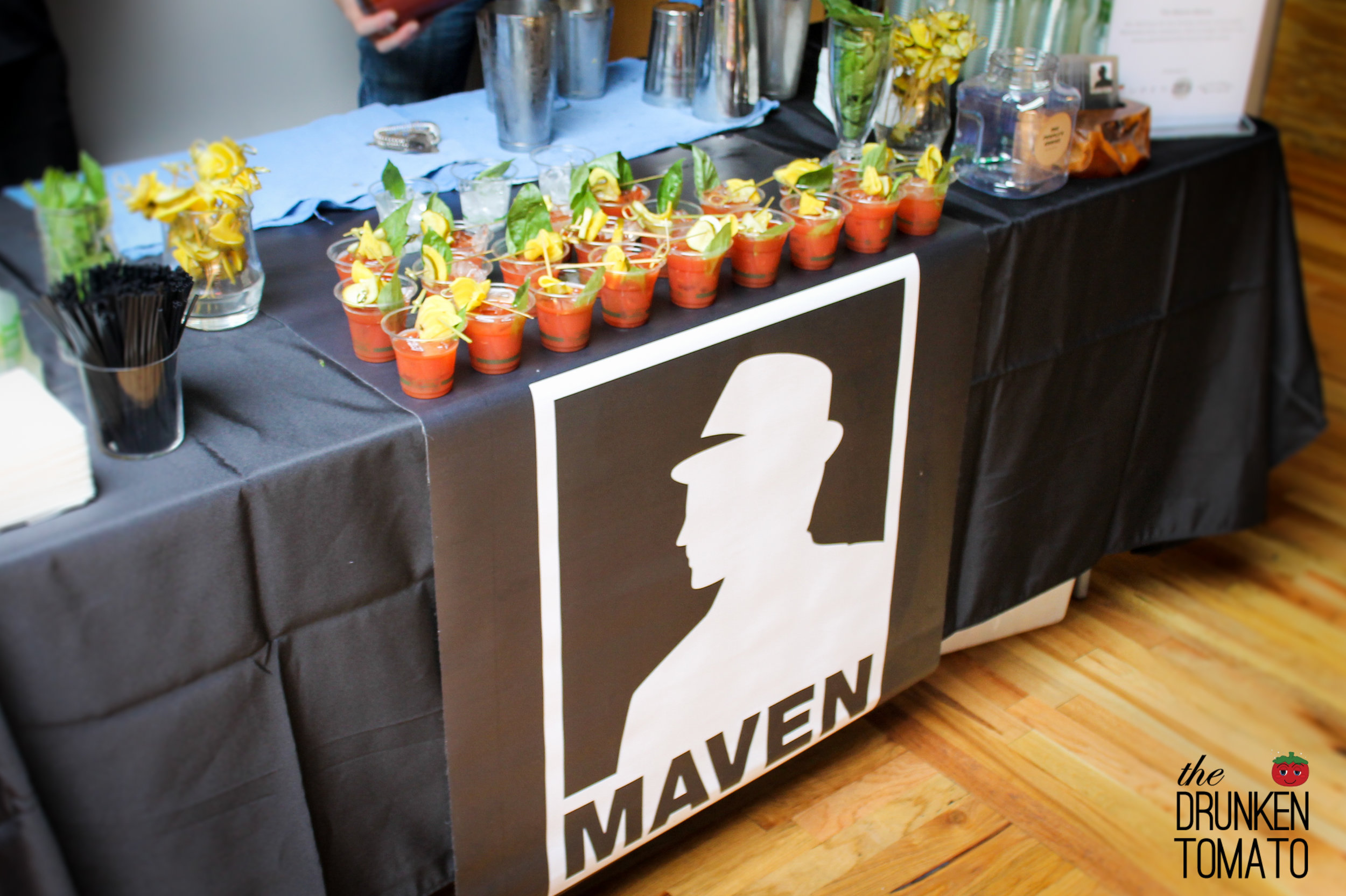 Maven Bloody Mary