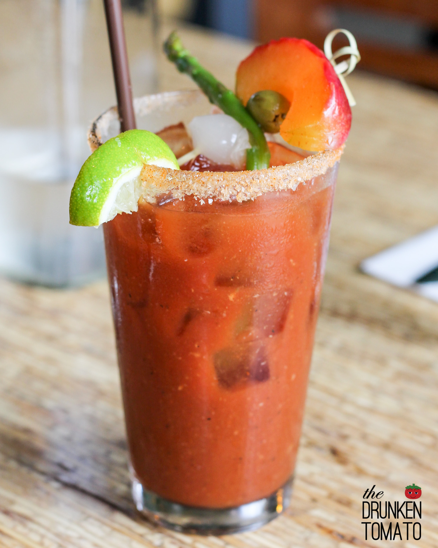 Fresh Bistro Bloody Mary Seattle