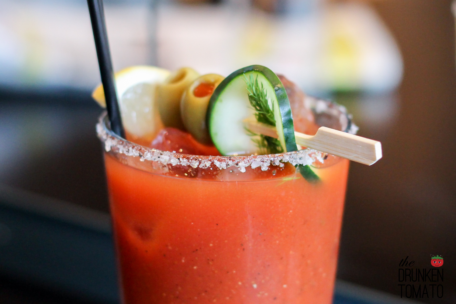 The Gerald Seattle Bloody Mary